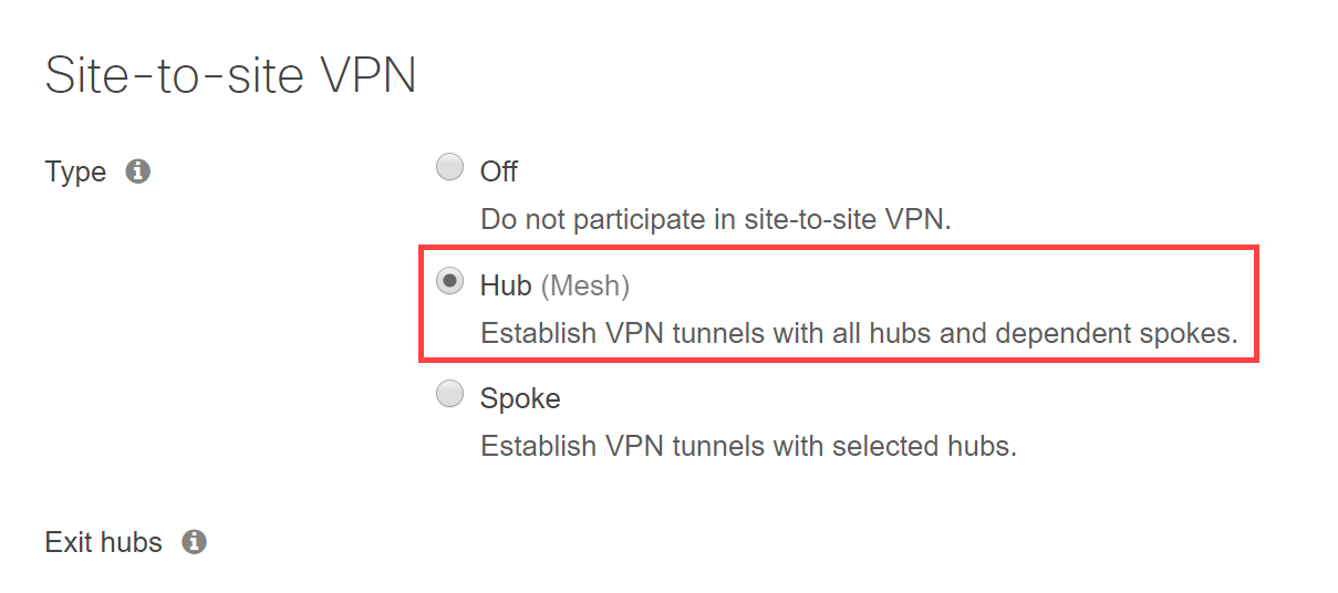 Azure Site to Site VPN with Cisco Meraki - Eric's Azure Blog